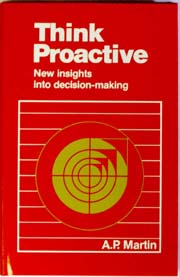 Think proactive